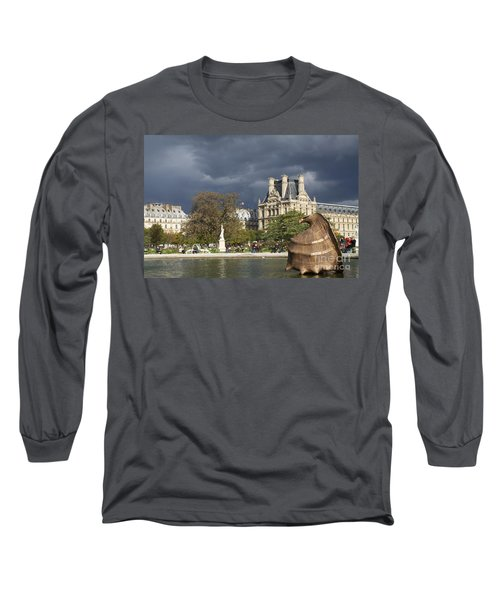 Coquillage Long Sleeve T-Shirt