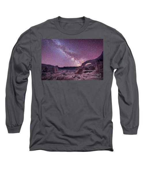 Corona Arch Milky Way Long Sleeve T-Shirt