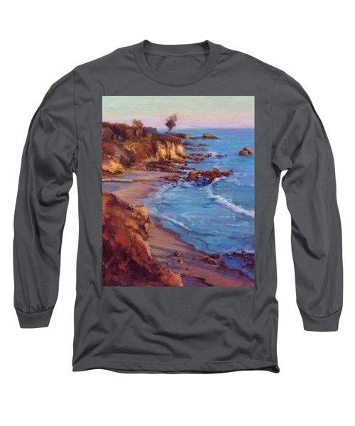 Corona Del Mar / Newport Beach Long Sleeve T-Shirt