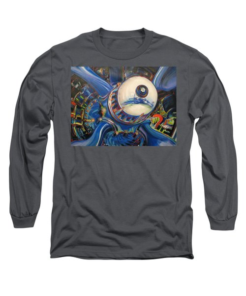 Corsair Radial Long Sleeve T-Shirt