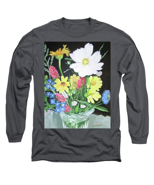 Cosmos And Her Wild Friends Long Sleeve T-Shirt