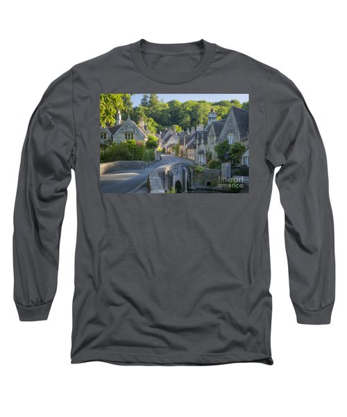 Cotswold Village Long Sleeve T-Shirt