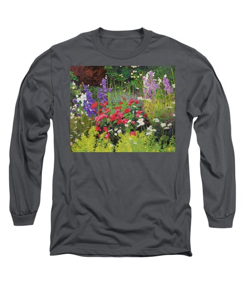Cottage Garden Long Sleeve T-Shirt