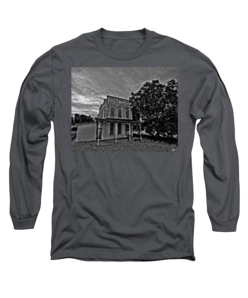 Cotton Office Long Sleeve T-Shirt