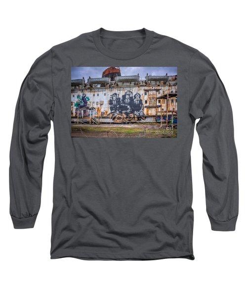 Council Of Monkeys Long Sleeve T-Shirt