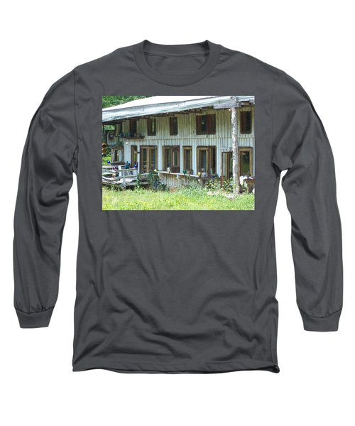 Country Gazing Long Sleeve T-Shirt