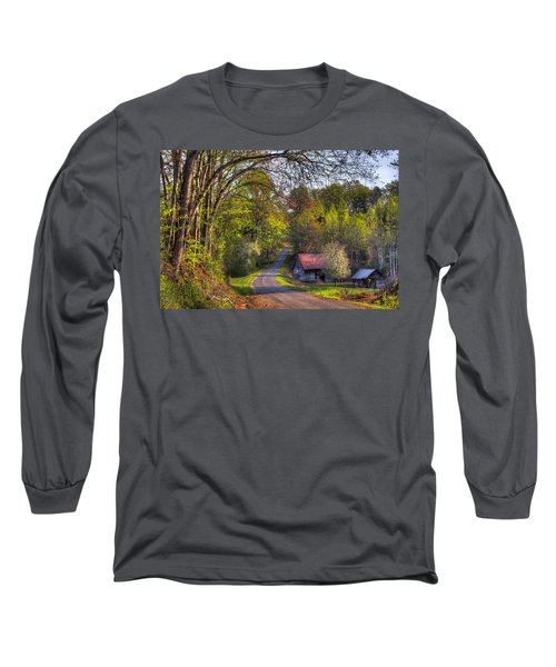 Country Lanes Long Sleeve T-Shirt