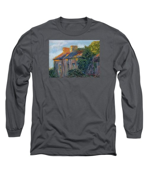 County Clare Late Afternoon Long Sleeve T-Shirt