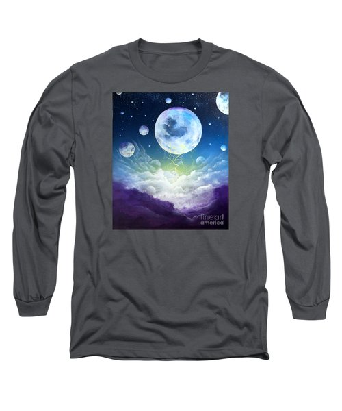 Cradle Of Worlds Long Sleeve T-Shirt