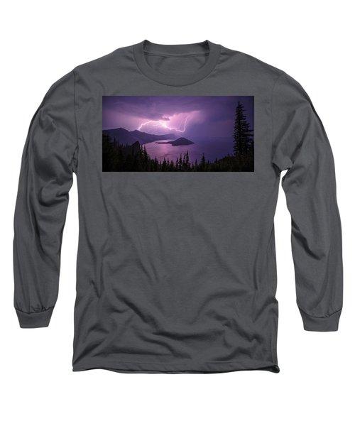 Crater Storm Long Sleeve T-Shirt