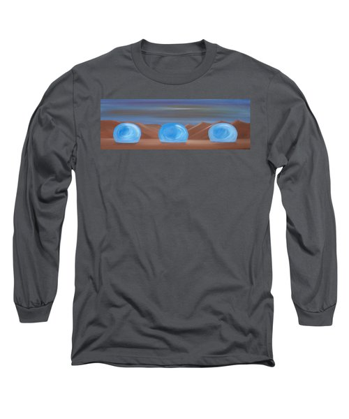 Creation 1 Long Sleeve T-Shirt by Tim Mullaney
