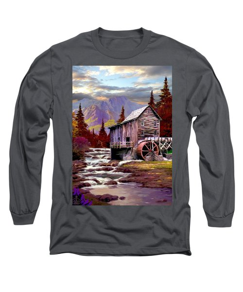 Creekside Mill Long Sleeve T-Shirt