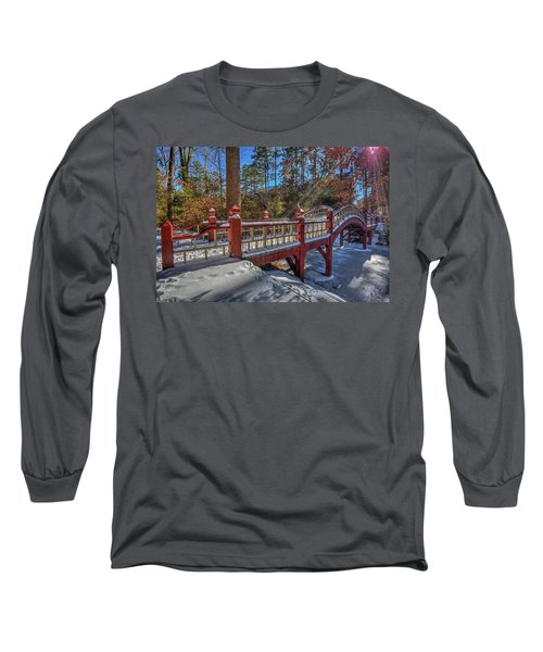 Crim Dell Bridge William And Mary Long Sleeve T-Shirt