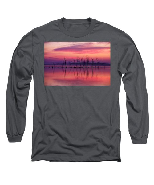 Crimson Morn Long Sleeve T-Shirt