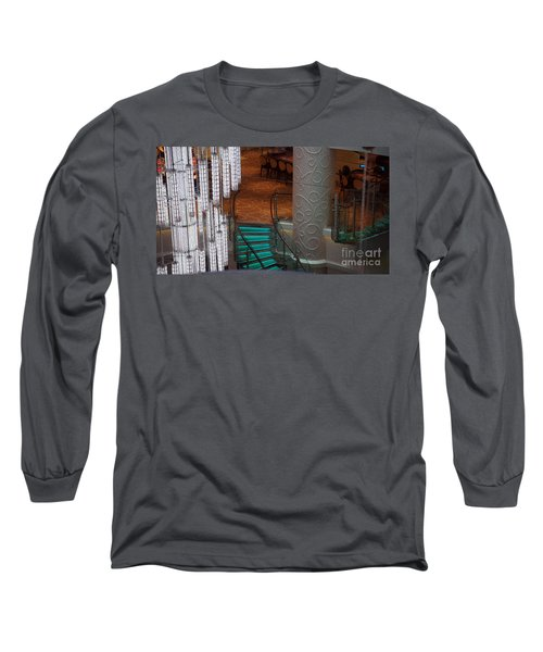 Crooked Stairs Norwegian Long Sleeve T-Shirt