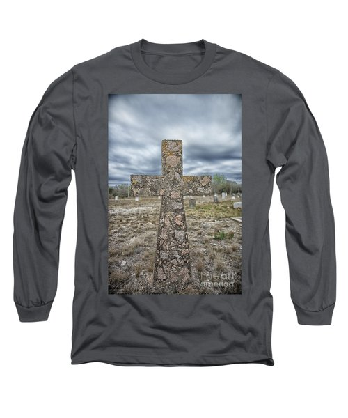 Cross With No Name Long Sleeve T-Shirt