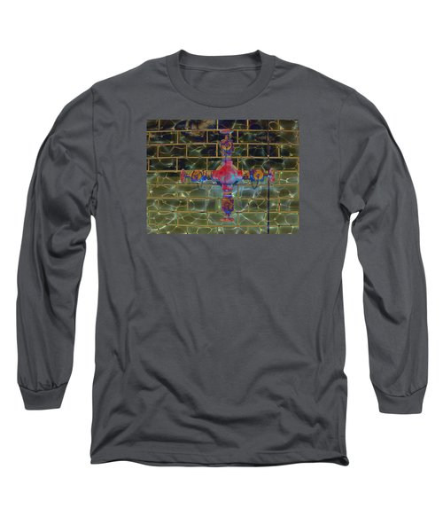 Long Sleeve T-Shirt featuring the photograph Cruciform The Second by MJ Olsen