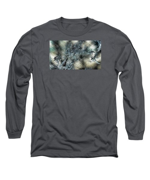 Crystal Heaven Long Sleeve T-Shirt