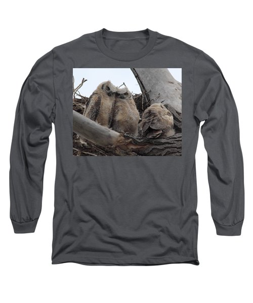 Cuddling Up Long Sleeve T-Shirt