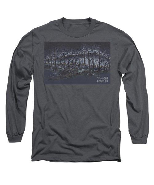 Culp's Hill Assault Long Sleeve T-Shirt