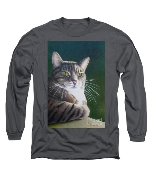 Royalty Long Sleeve T-Shirt by Pamela Clements