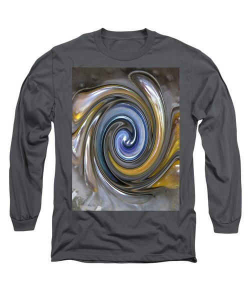 Curlicue Twirl Long Sleeve T-Shirt