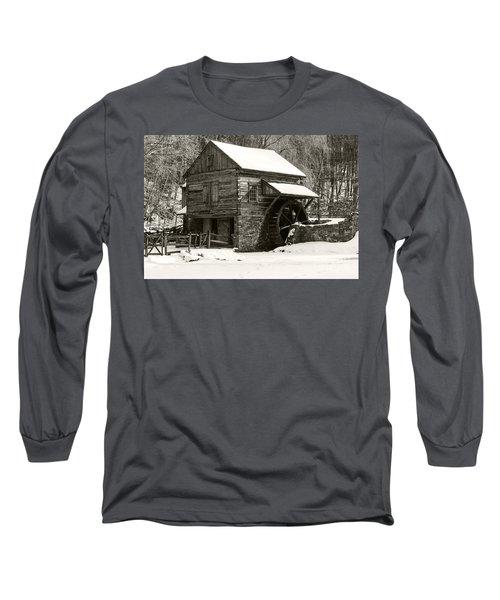 Cuttalossa In Winter Iv Long Sleeve T-Shirt