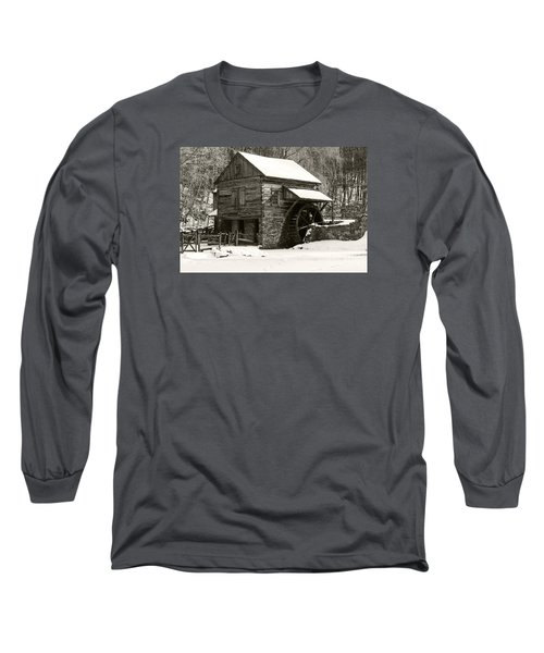 Cuttalossa In Winter Iv Long Sleeve T-Shirt