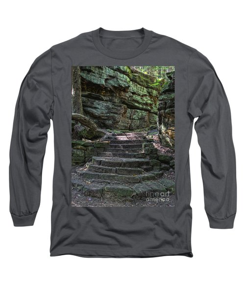 Cuyahoga Valley National Park Long Sleeve T-Shirt