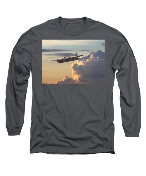 D  H Mosquito - Pathfinder Long Sleeve T-Shirt