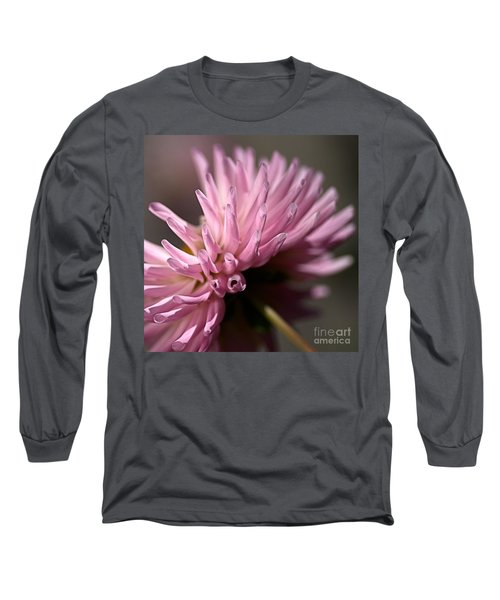Long Sleeve T-Shirt featuring the photograph Dahlia by Joy Watson