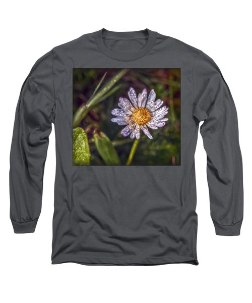 Daisy Long Sleeve T-Shirt by Hanny Heim
