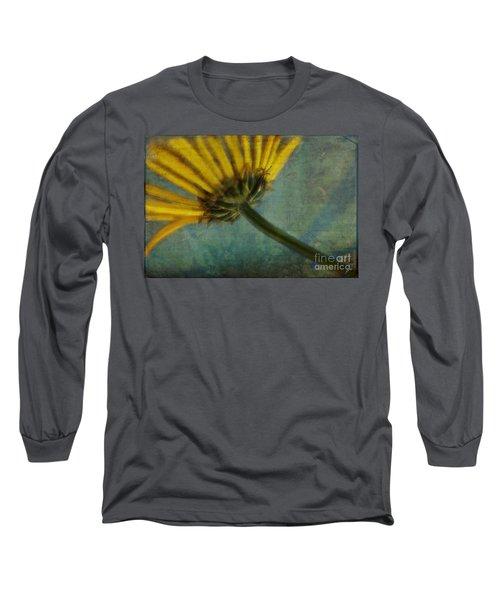 Daisy Reach Long Sleeve T-Shirt by Erika Weber