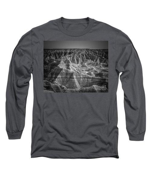 Dakota Badlands Long Sleeve T-Shirt by Perry Webster