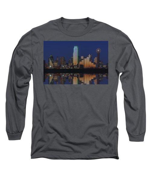 Dallas Aglow Long Sleeve T-Shirt