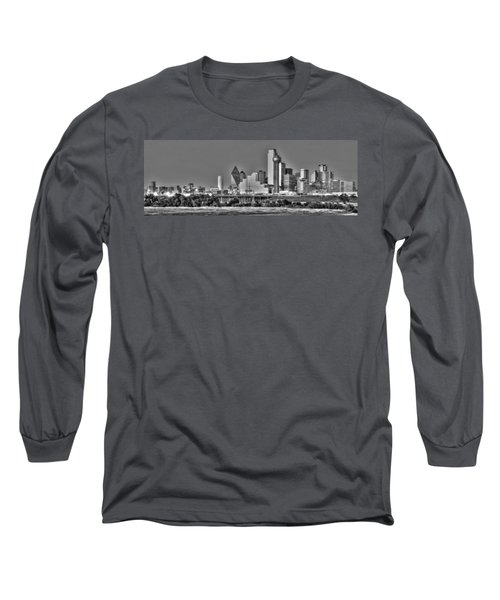 Dallas The New Gotham City  Long Sleeve T-Shirt