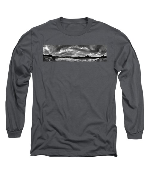 Dam Panoramic Long Sleeve T-Shirt