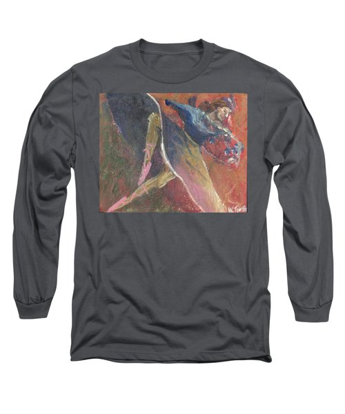 'dance Over Me' Long Sleeve T-Shirt