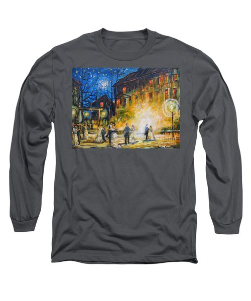 Dance The Night Away Long Sleeve T-Shirt