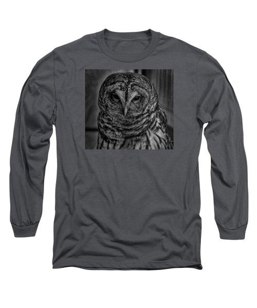 Dark Owl Long Sleeve T-Shirt