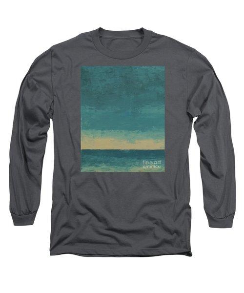 Dark Waters Long Sleeve T-Shirt by Gail Kent