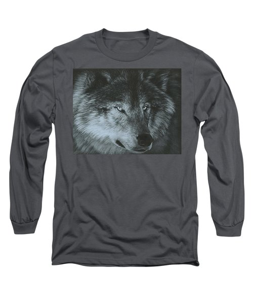 Dark Wolf Long Sleeve T-Shirt