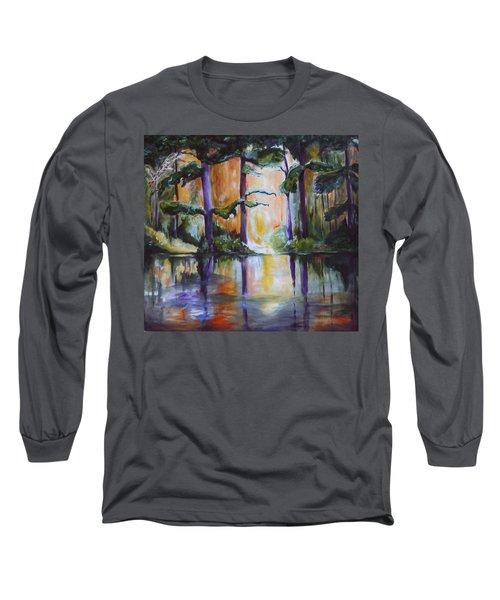 Dark Woods Long Sleeve T-Shirt
