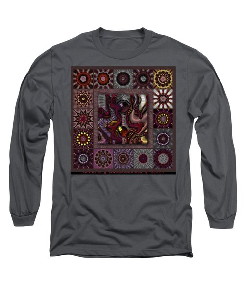 Darkened Country Redux Long Sleeve T-Shirt