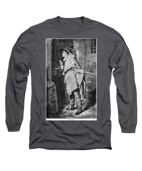 D'artagnan Long Sleeve T-Shirt