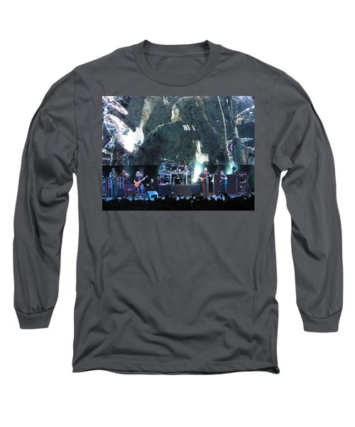 Dave Matthews Band Rocks Final Four Weekend Long Sleeve T-Shirt