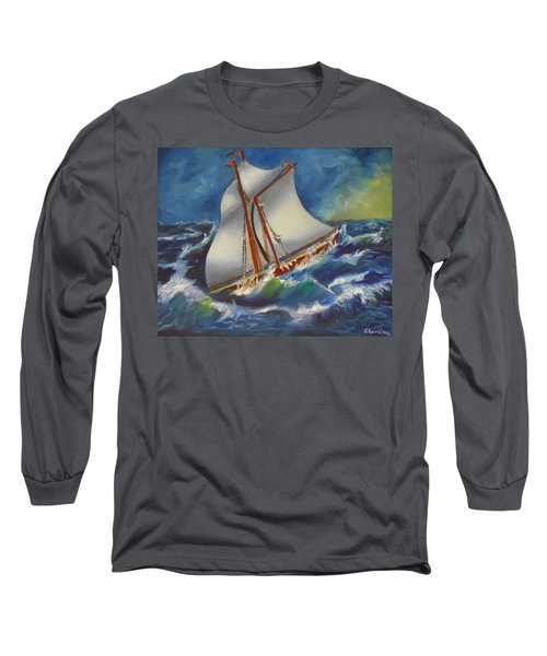 Daves' Ship Long Sleeve T-Shirt
