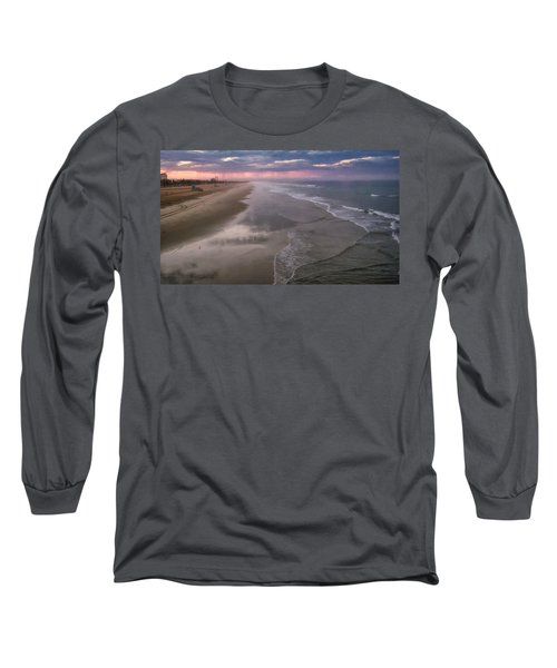 Daybreak Long Sleeve T-Shirt by Tammy Espino