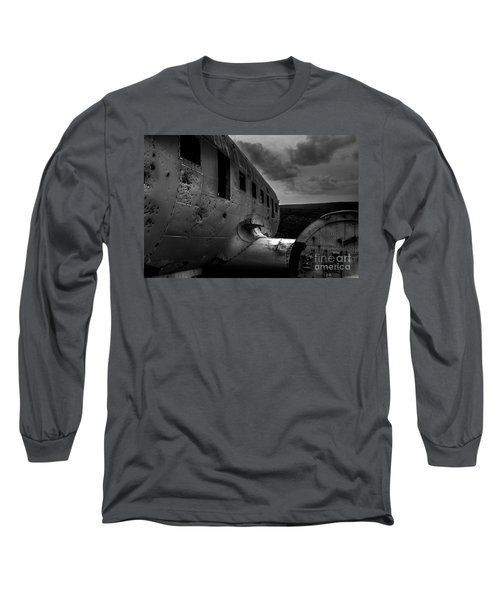 Dc-3 Long Sleeve T-Shirt