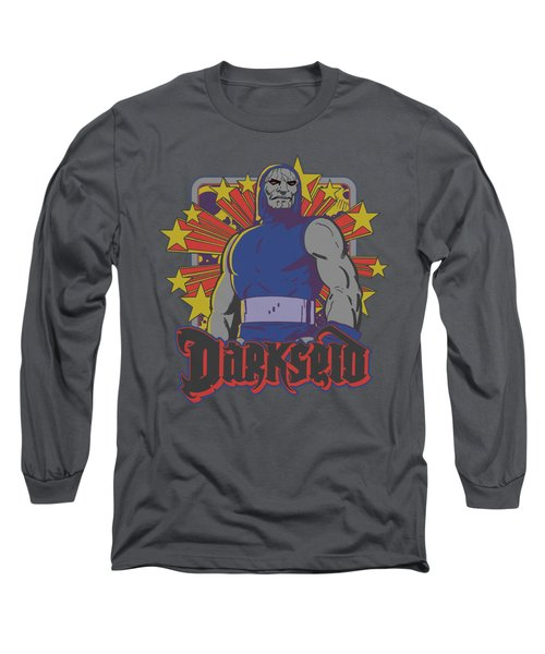 Dc - Darkseid Stars Long Sleeve T-Shirt